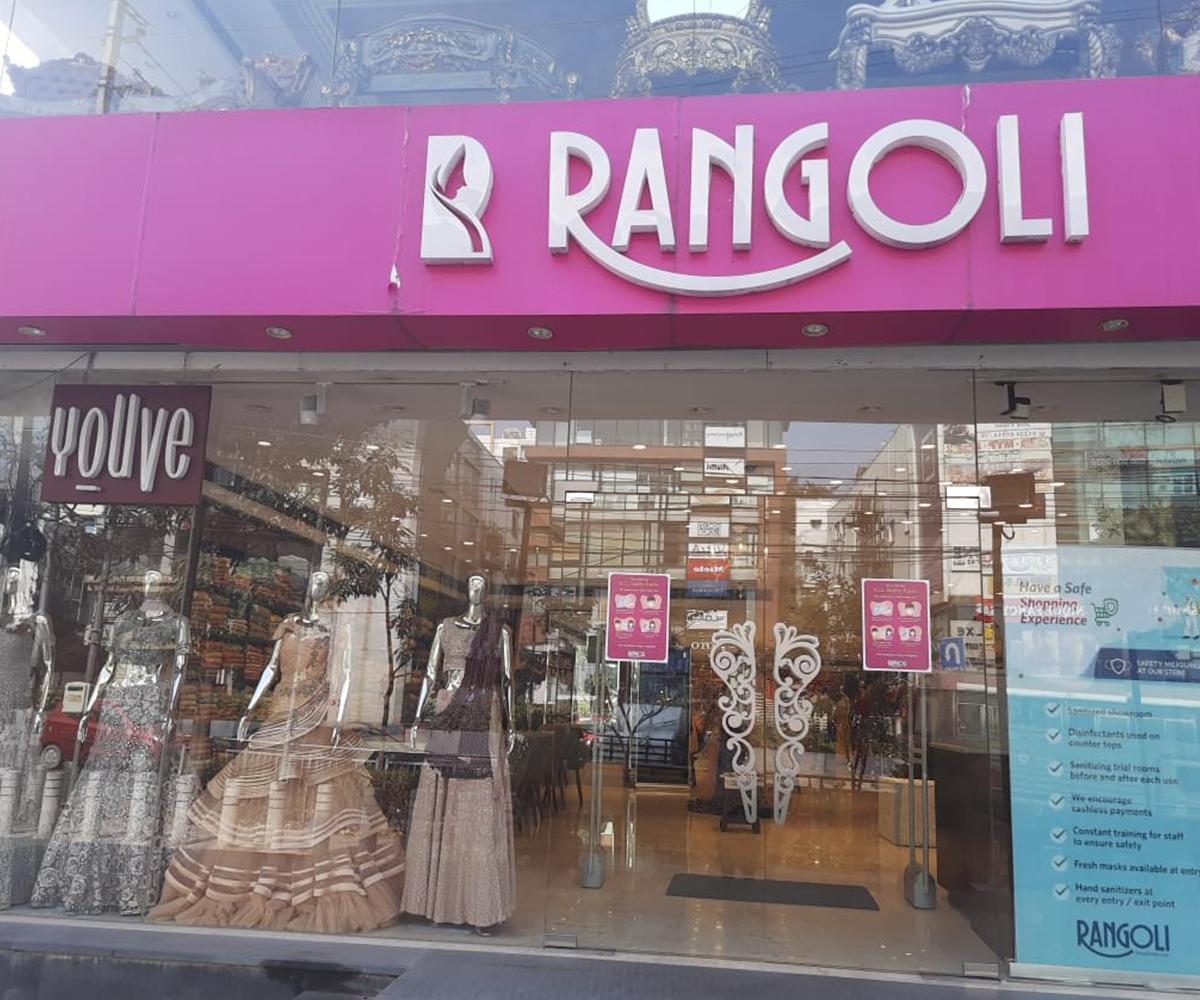 Rangoli-Jubilee Hills